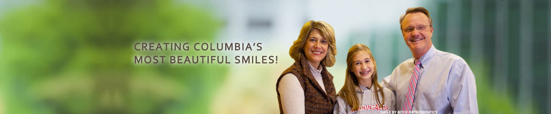 Dr Richard Boyd Orthodontics Columbia SC About Us