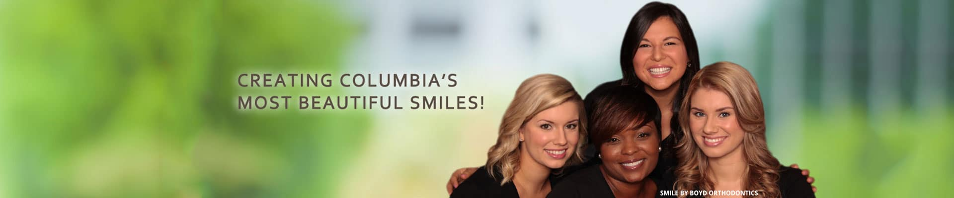 Dr Richard Boyd Orthodontics Columbia SC Contact Us